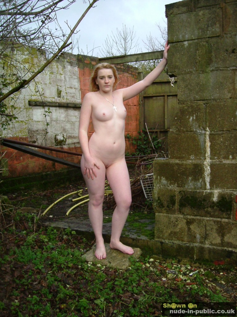 exhibitionist female nude
