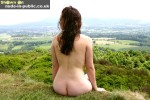 Outdoor erotica - naked in the countryside